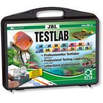 Водонепроницаемый пластиковый чемодан, содержащий набор из 9-ти тестов для всестороннего анализа качества пресной воды JBL Testl