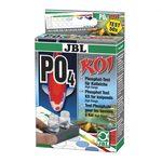 Высокочувствительный тест для определения содержания фосфатов в прудовой воде, 50 измерений JBL PO? Phosphat Test- Set Koi