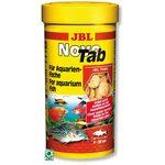 Корм в форме таблеток для всех видов аквариумных рыб JBL NovoTab, 250 мл 400 шт.