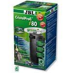 Внутренний угловой фильтр для аквариумов 60-110 литров, 150-420 л/ч JBL CristalProfi i80 greenline
