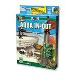 Система для эффективной подмены воды при обслуживании аквариума, новая модификация JBL Aqua In-Out