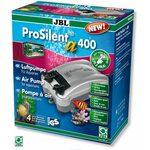 Сверхтихий двухканальный компрессор 400 л/ч для аквариумов 200-600 литров JBL ProSilent a400