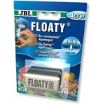 Плавающий магнитный скребок для акрила и стекла толщиной до 4 мм. JBL Floaty Mini Acryl + Glas