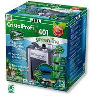 Экономичный внешний фильтр для аквариумов от 40 до 120 литров, до 80 см. длиной, 450 л/ч, с наполнителями и аксессуарами JBL Cri