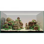 """ArtUniq Pillars Of Creation - Полный набор декораций """"Столпы творения 90x45x45 см, фото 1"""