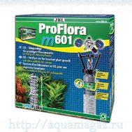 JBL ProFlora m601 - Система СО2 для аквариумов от 100 до 600 литров с пополняемым баллоном 500 г, подставкой для баллона, редукт