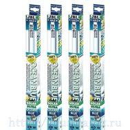 Специальная синяя актиничная люминесцентная Т5 лампа для морских аквариумов, 80 ватт, 1450 мм. JBL SOLAR OCEAN BLUE T5 ULTRA 80