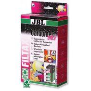 Сверхактивный активированный уголь в форме гранул для фильтрации морской воды JBL Carbomec ultra carbon, 400 г