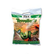 Донный грунт для влажных и полувлажных террариумов JBL TerraBasis, 20 л