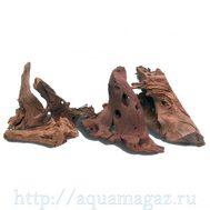 Коряга натуральная Mangrove размером 15-25 см. JBL Mangrove S