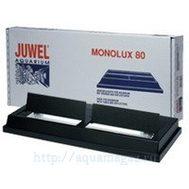 Светильник JUWEL Monolux80 80х30см 1х18/20Вт черный (Рекорд 80)