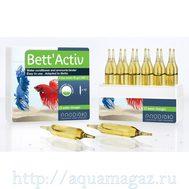 Bett`Activ кондиционер водопроводной воды для бойцовых рыбок (12шт)