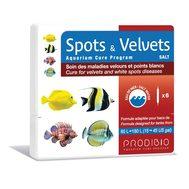 Spots & Velvets Salt препарат для лечения морских рыб (6шт)