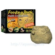 Кормушка-камень с дозатором Feeding Rock, 12х10х4,5 см