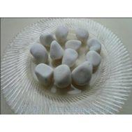Грунт белый нефрит 3-5мм 2 кг