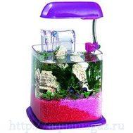 Светильник для аквариума Candy Combo сиреневый