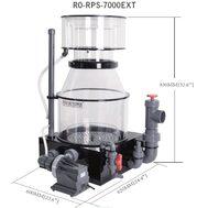 Флотатор RO-RPS-7000EXT внешний D400/620*600*830 до 5000л, помпа BB-10000S, 95Вт ,возд. 4000л/ч