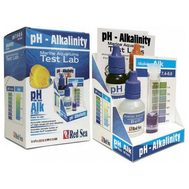 Тест pH Щелочность pH Alk