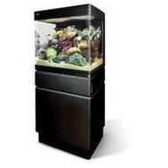 Тумба для аквариума  MAX 130  серебряная