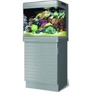 Аквариум MAX 250 морской  белый -  комплект (аквариум и тумба)