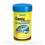 Tetra Crusta Granules корм для раков, креветок и крабов в гранулах 100 мл