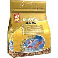 Pond GoldMix 10л, корм для золотых рыб смесь