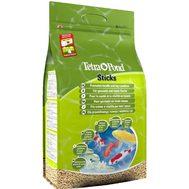 Pond Sticks 7л, корм для прудовых рыб, гранулы для основного питания