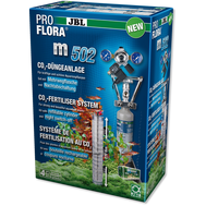 CO2-система с пополняемым баллоном 500 г для аквариумов до 600 л JBL ProFlora m502 JBL6318400