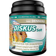 Dennerle Discus Soft - Основной корм в форме гранул для дискусов, 90 г DEN7521
