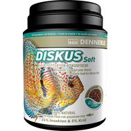 Корм для дискусов Dennerle Discus Soft гранулы 450 г DEN7522