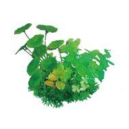 Композиция из пластиковых растений 15 см PRIME M615