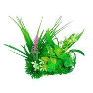 Композиция из пластиковых растений 15 см PRIME M616