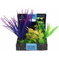 Композиция из пластиковых растений 15 см PRIME M617