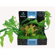 Композиция из пластиковых растений 15 см PRIME M618