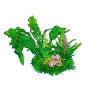 Композиция из пластиковых растений 15 см PRIME M619