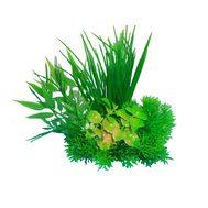 Композиция из пластиковых растений 15 см PRIME M622
