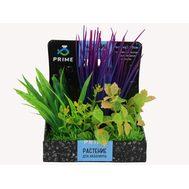 Композиция из пластиковых растений 15 см PRIME M623