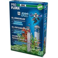 CO2-система с одноразовым баллоном 500 г для аквариумов до 600 л 120 см JBL ProFlora u502 JBL6318200