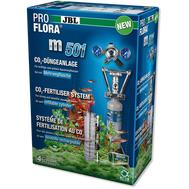 CO2-система с пополняемым баллоном 500 г для аквариумов до 400 л JBL ProFlora m501 JBL6318300