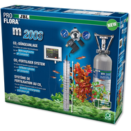CO2-система с пополняемым баллоном 2000 г и pH-контроллером для аквариумов до 1000 л JBL ProFlora m2003 JBL6318600