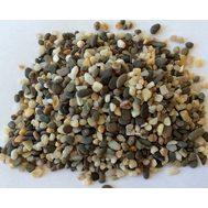 Грунт Галька морская 0,8-3 мм 10 кг