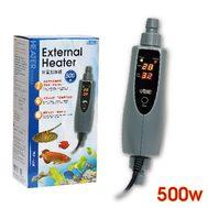 Проточный терморегулятор 500вт, фото 1