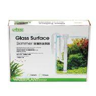 Заборник воды стеклянный совмещенный со скиммером для внешних фильтров 16мм, фото 1