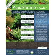 Грунт для креветок и беспозвоночных AquaShrimp Powder 0,6-1,2мм 3л, фото 1