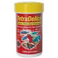 TetraDelica Rote Muckenlarven сублимированный мотыль 100 мл