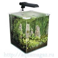 Аквариум Fluval Flora 30 литров (35 x 30 x 30 cм)