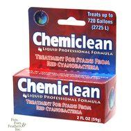 Препарат Chemi Clean для борьбы с красными, черными и сине-зелёными водорослями 6гр, до 3407л
