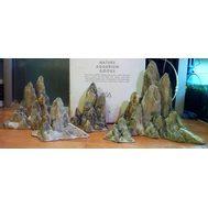 ADA Guilin Stone H, Набор из 5 модулей для 120 см, фото 1