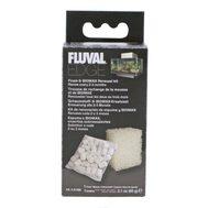 Набор губка и наполнитель керамический (60гр) для FLUVAL EDGE