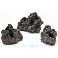 Камни Унзан размер супер мелкий без лунок на теле камня 5 шт. ADA Unzan stone SS w/out pores 5 шт.